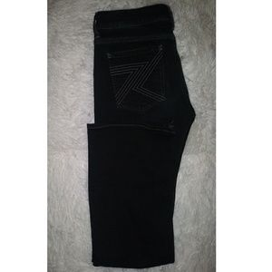 7 for all mankind jeans | size 28